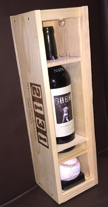 2131 Cabernet Sauvignon 2013 with Signed Bottle & Signed Ball (Napa Valley)